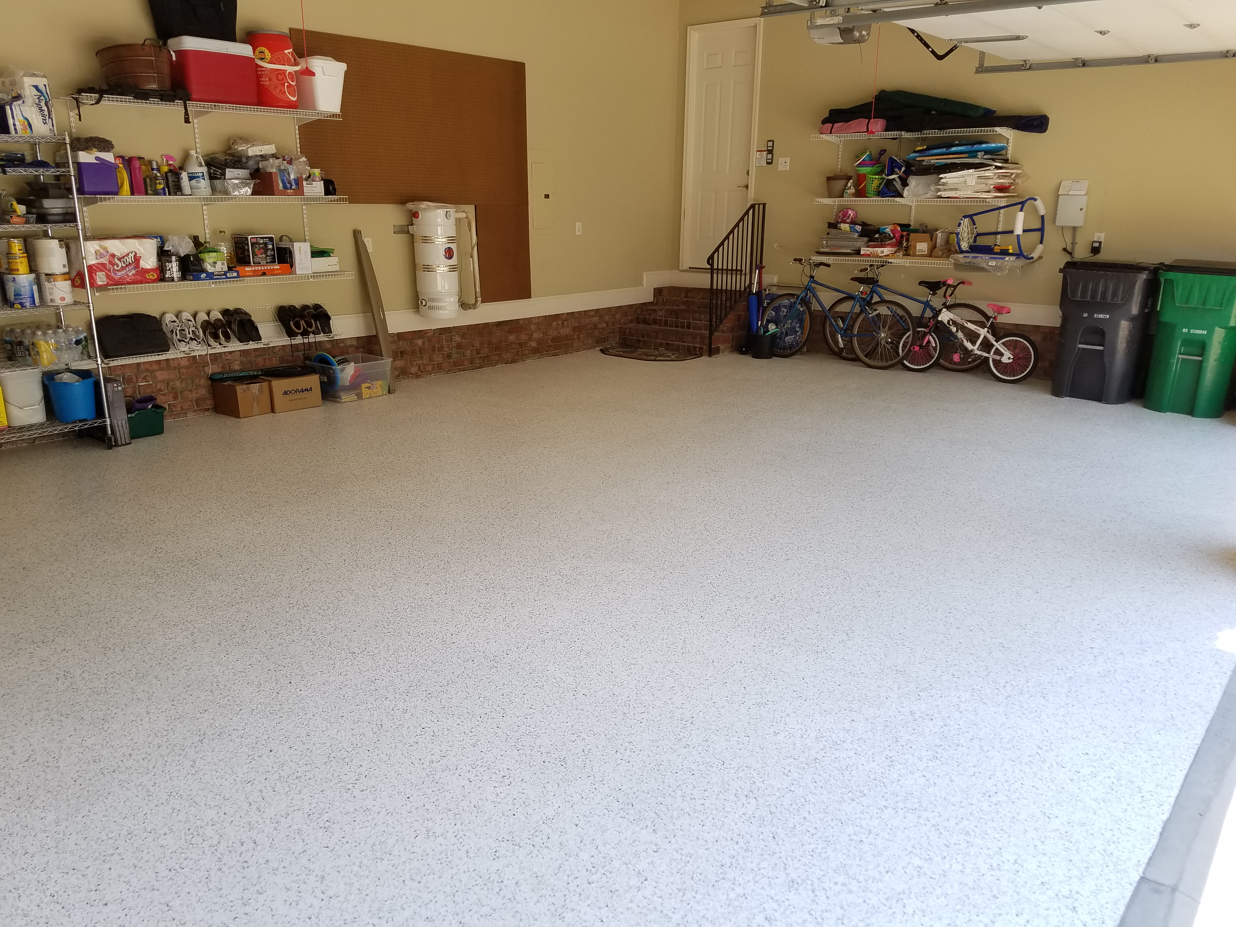 kb flooring pebble epoxy forums tec homes best your materialsmethods jpg floors in home modern livemodern